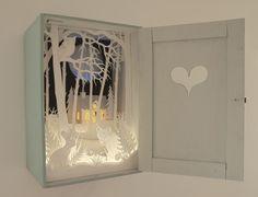 Helen Musselwhites magic cupboard