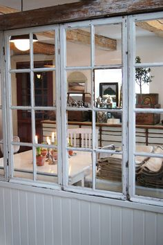 windows as room divider