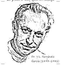 El doctor Ferrandiz, padre del quiromasaje