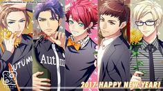 Embedded All Anime, Anime Guys, Manga Anime, Hottest Anime Characters, Fictional Characters, Star Crossed Myth, Tsukiuta The Animation, Manga Boy, My Princess