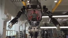"""METHOD-1"" manned robot project by ""Korea Future Technology""  (주)한국미래기술 ..."