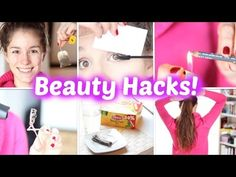 ▶ 15 BEAUTY HACKS, die wirklich helfen! ♡ BarbieLovesLipsticks - YouTube