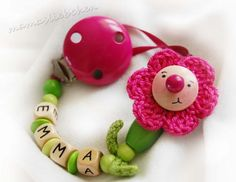 Personalized pacifier clip with wooden letter beads model 1033, handmade by mamasliebchen mamasliebchen,http://www.amazon.com/dp/B007AUCYPW/ref=cm_sw_r_pi_dp_RRJltb14Z95JAXQB