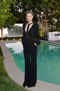 Nothing makes me happier than seeing my closest friends wearing my collection.Sara Foster looks perfect in my Lindley jumpsuit Rachel Zoe Collection, My Collection, Sara Foster, Nicole Richie, Style Me, Fashion Beauty, Celebrity Style, Jumpsuit, Celebs