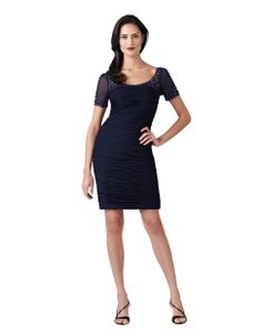 Women's | Special Occasion | Illusion Neck Dress | Hudson's Bay