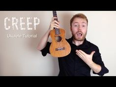 Creep - Radiohead (Ukulele Tutorial) - YouTube