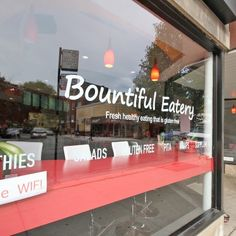 Bountiful Eatery, Lakeview area, Chicago, IL