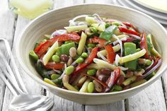 Free full of beans salad recipe. Try this free, quick and easy full of beans salad recipe from countdown.co.nz.