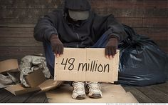 Over 48 million Americans are now living in poverty. Is this what Democrat President Johnson's Great Society has created? Keep America on welfare and in slavery. Basic Economics, Cnn Money, America Images, Twist Of Fate, Stand Down, White Privilege, Family Support, People Shopping, Social Services