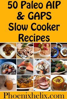 50 Paleo AIP & GAPS Slow Cooker Recipes   Phoenix Helix