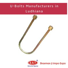 U-Bolts manufacturers in Ludhiana Stainless Steel Washers, Tractor Parts, India, Goa India, Indie, Indian