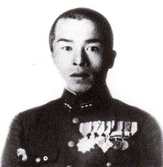 Cap. Mitsuyoshi Tarui, JAAF ace with 38 victories