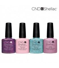 CND - Shellac Aurora Collection (Full Set)