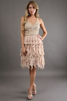 Great Gatsby Dresses for Sale | Great Gatsby Dresses for Sale- Ruffles skirt 1920s ... | Rileigh's cl ...