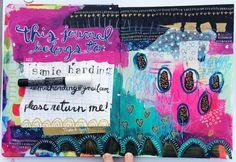 Journal Girl --new journal for 2016