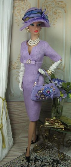 Endless Summer  for Silkstone Barbie and by MatisseFashions