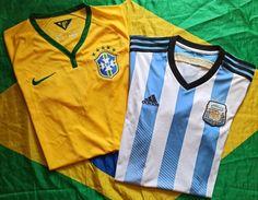 Copa America Final 2021 #argentina #brazil #argentinabrazil #brasil #copaamerica #copaamericafinal #final #conmebol #nike #adidas #footballshirt #soccerjersey #jersey #camiseta Adidas, Argentina Country, Copa America Final, National Football Teams, Football Shirts, Messi, Finals, Polo Ralph Lauren, Soccer