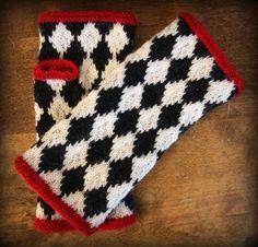 Crochet Chart, Knit Crochet, Wrist Warmers, Knitted Gloves, Handicraft, Mittens, Lana, Knitting Patterns, Crafty