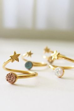 Wear a galaxy right on your ring finger.