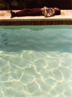 swimming break