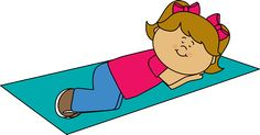 Girl Taking a Nap Clip Art - Girl Taking a Nap Image Preschool Crafts, Preschool Activities, Manners For Kids, Classroom Clipart, Action Pictures, Activity Box, School Schedule, Clip Art, School