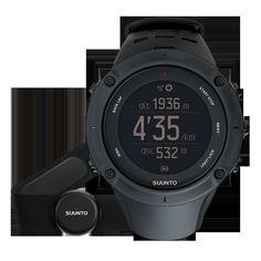 Suunto Ambit3 Peak Black HR Laufuhr Herzfrequenzuhr Navigationsuhr S5020674000