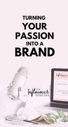 Start working with what you really love.  Listen how Kelly Rizzo took her love and passion for food and transformed it into a successful TV show, and how she uses her skillset in front of the camera to grow an influence and build out other branded opportu