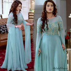 Her outfits are always amazingggggg 😍😍 { @aalishapanwar157 #IshqMeinMarjawan #AalishaPanwar #Aalishians }