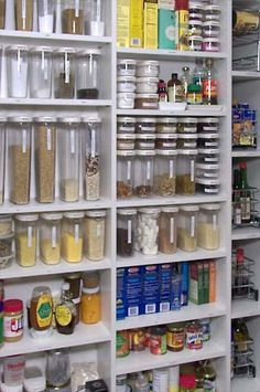 Home Kitchen Pantry Organization Ideas Organisation Storage