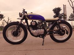 Straightspeed: Caferacer