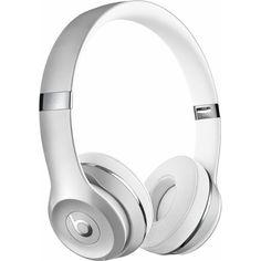 new style b5f88 43d75 Beats by Dr. Dre Beats Solo3 On-Ear Wireless Headphones - Silver