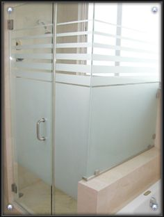 Awesome Framed Shower Doors | Frameless Shower Doors | A Cut Above Glass
