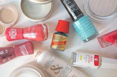 Take nail tips from Hayley  London Beauty Queen and her latest post on featuring Mavala