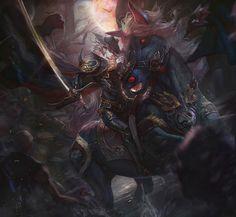 Vampire Hunter D by XiaoBotong on deviantART