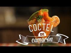 ¿Cómo preparar Coctel de Camarón? - YouTube | Disfruta las vacaciones con un delicioso Coctel de Camarón hecho en casa, checa esta receta.  #CocinaFresca es presentada por Walmart ¡Suscríbete!
