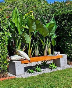 15 Easy Diy Outdoor Projects To Make Your Backyard Awesome: 15 DIY Backyard Design Ideas That Will Refresh Your Outdoor Projects, Garden Projects, Diy Projects, Diy Garden, Garden Ideas, Garden Seating, Backyard Seating, Garden Benches, Better Homes And Gardens