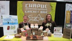 Edible Cricket Bars Create Buzz At Natural Products Expo West