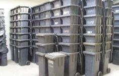 Pojemniki na śmieci, czyli bezpieczny sposób na składowanie odpadów.  http://www.phu-impex.pl/
