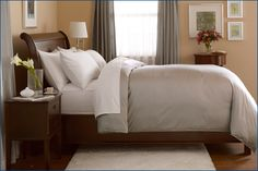 Pacific Coast® Oversized 600 Thread Count Duvet Cover