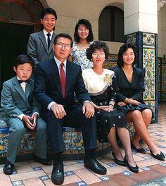 LA GOBERNANTE: Alberto Fujimori renunció a la Presidencia un Día ...
