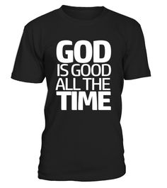 God Is Good Limited Edition T-Shirt