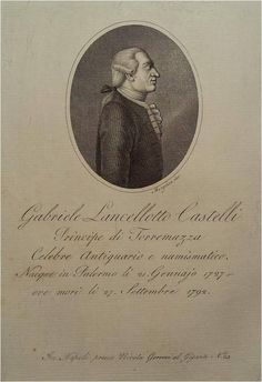 Lancellotto Castelli Principe di Torremuzza, Gabriele (1727-1792), Sicilian coin collector