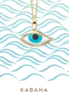 A symbol deeply intertwined in Greek history, the evil eye, also known as the Mati, is believed to protect anyone who wears it from the negative effects of others' malintent and jealousy. We prefer ours crafted in 14k yellow gold and meticulously inlaid mother of pearl, Sleeping Beauty Turquoise, and Onyx. Click on the image to learn more about our Greek heritage.