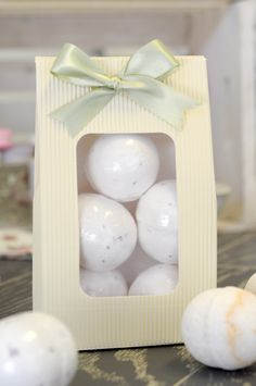 Bath bomb gift set- made in Austin, Texas