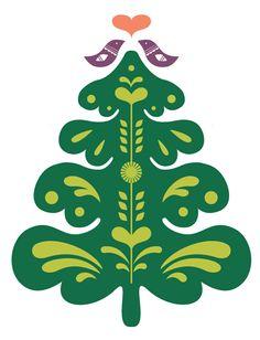 Swedish/Nordic Christmas designs
