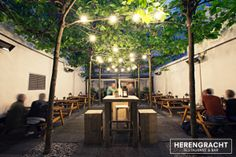 Restaurant en café Herengracht in Amsterdam via @TravelRumors #restaurant #amsterdam #Herengracht