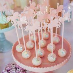 Glistening Occasions — Carousel Cake Pop Sticks