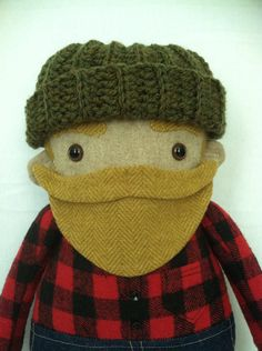 Stuffed Lumberjack!