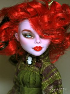 OOAK MONSTER HIGH DOLL - Google Search