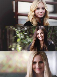 Image de the vampire diaries, tvd, and Nina Dobrev